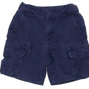 Polo by Ralph Lauren Navy Cargo Shorts Boy's 2T
